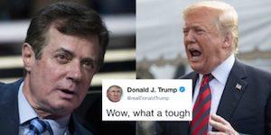 Manafort and Trump